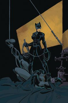 extraordinarycomics: Catwoman & Batman by Tim. - New 52 Batman Catwoman Y Batman, Catwoman Cosplay, Batman Art, Batgirl, Gotham City, Comic Books Art, Comic Art, Dc Comics, Catwoman Selina Kyle