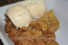 Apple Pie - so delicious!