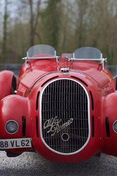 1936 Alfa Romeo. 8C
