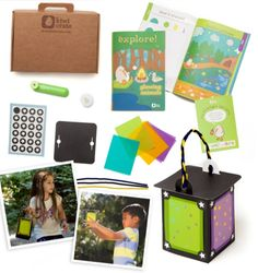 Kiwi Crate is a the perfect monthly craft kit for kids. Get a sample project for FREE through the end of July 2014. Don't miss it. Great end of summer project that your kids will love. #crafts #diy #summer #kids #free