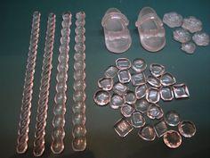 suiker Diamant glas