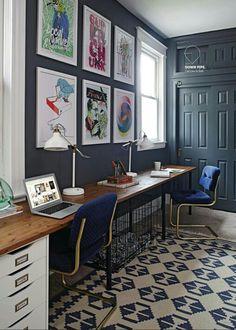 Desk...I can do this. DIY mag