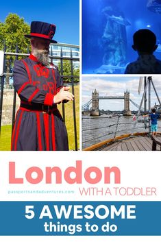 With ideas for some of the best things to do in London with a toddler in this post, you and your little one will soon be enjoying the UK's capital city! London England Travel, London Travel, Hawaii Travel, Thailand Travel, Bangkok Thailand, Travel With Kids, Family Travel, Ireland Travel, Italy Travel