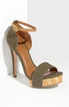 Oh yes. Tory Burch 'Amina' high heel sandal.