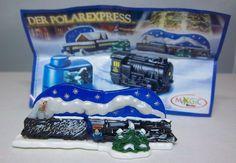 Ü-EI - DER POLAR EXPRESS 2004 - NATIONAL - BPZ - FIGUREN - ZUBEHÖR - ZUM WÄHLEN   eBay