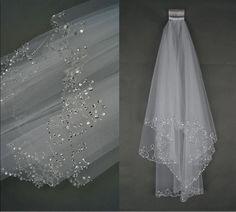 69769b76b5 85 mejores imágenes de Velos de novia