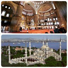 The Blue Mosque ( SultanAhmet Camii) Istanbul/TURKEY #hadith #hadeeth #quran #coran #koran #kuran #corán #hadis #kuranıkerim #salavat #dua #islam #muslim #muslima #muslimah #sunnah #Allah #HzMuhammed (S.A.V) #TheQuran #TheProphetMuhammad (P.B.U.H) #TheHolyQuran #religion #invitetoislam #islamadavet #love #mosque