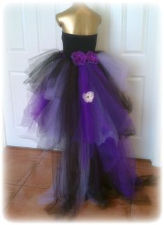 Adult tutu dress, wedding, bridal, tutu, fantasy, adult fairy dress, bridesmaid dress, steampunk wedding, goth wedding, halloween costume