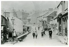 King Street, Blaenavon. What date is this? Lyon, Arrondissement, My Family History, World Heritage Sites, Vintage Shops, The Past, Street View, Welsh, Genealogy