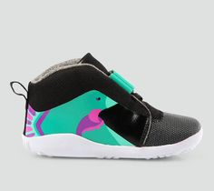 Brilliant kids shoes by Bobux - built for the busy kid who is always on the go. As seen on Baby Berry.