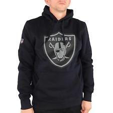New Era Two Tone Hoodie Oakland Raiders Herren Kapuzenpullover,schwarz,31279