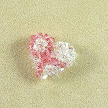 Crystal Ribbon Puffy Heart by Chris Prussing  http://www.bead-patterns.com/shop/shop.php?method=itemnumber&keywords=16249