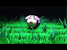 The sustainable life cycle story of wool as told by animated sheep.