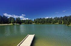 Lago di Tret - Val di non - Trentino - Italy