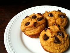 Grain-Free Pumpkin Muffins {be sure to use GF vanilla extract!}
