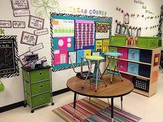 Glitzy In 1st Grade: Classroom Decor