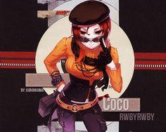 RWBY - Coco