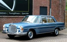 Mercedes-Benz - W108 280SE AUT - 1970