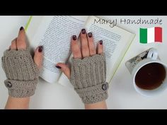 Crochet Gloves Pattern With Fingers Crochet Tutorial Fingerless Gloves Written Pattern In Description Crochet Gloves Pattern With Fingers Dragon Tears Fingerless Gloves Crochet Pattern Heart Hook Home. Crochet Gloves Pattern With Fingers Free Crochet P. Crochet Fingerless Gloves Free Pattern, Crochet Mitts, Fast Crochet, Fingerless Mitts, Mittens Pattern, Learn Crochet, Crochet Granny, Crochet Arm Warmers, Wrist Warmers
