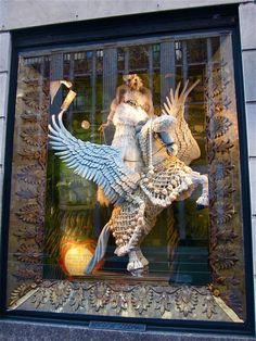 bergdorf window display Shop | Store | Retail | Window | Display | Visual Merchandising