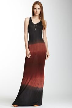 American Twist Tie Dye Tank Maxi Dress by American Twist on @nordstrom_rack
