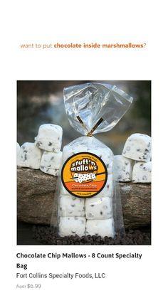 Stuffed marshmallows!!!