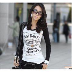 eedeab9e08 Camisa Manga Longa Feminina - Bainha Irregular.  tendência  moda   modafeminina  estilo