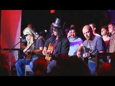 Slash, Tom Morello & Jerry Cantrell - Wish You Were Here