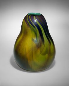 Vase  Designer: Designed by Louis Comfort Tiffany (American, New York 1848–1933 New York) Maker: Tiffany Glass and Decorating Company (1892–1902) Date: 1893–96