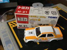 トミカ ミュージアム レースカー館 M-21 三菱 ランサーターボ トミカ http://www.amazon.co.jp/dp/B009IUCNTO/ref=cm_sw_r_pi_dp_OZeKub186SMTP