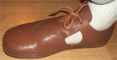 17th century latchet shoes