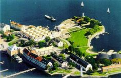 Karlskrona is an outstanding example of a late-17th-century European planned naval city. The original plan and many of the buildings have survived intact, along with installations that illustrate its subsequent development up to the present day.