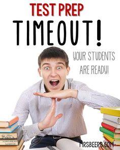 Test Prep TIMEOUT! Y