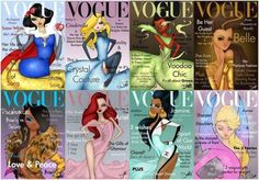 Vogue Princess collection