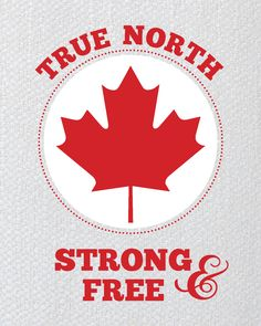 This True North Strong & Free Button Art with Free Printable Template project is the perfect Canada day craft for the whole family. Canadian Things, I Am Canadian, Canada Day Images, Canada Quotes, Canada Day Fireworks, Canada Day Crafts, Sport Tv, Canada Day Party, All About Canada