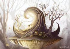 Children Illustrations by Evan Raditya Pratomo | Cuded