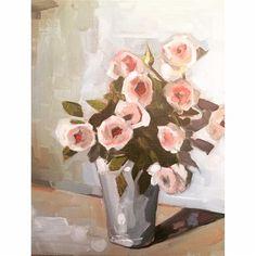 "Daily Paintworks - ""569 Many Mini Petals"" - Original Fine Art for Sale - © Jenny Doh"