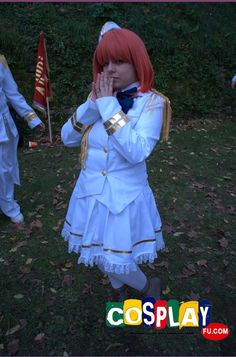 Haruka Nanami Cosplay from Uta no Prince-sama in LUCCA COMICS AND GAMES 2013 IT