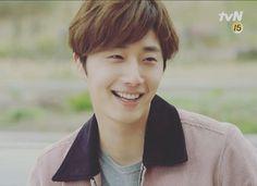 Jung il woo ♥♥ / Cinderella and four knight .. pretty smile