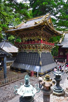 Shrines and Temples of Nikko #Tochigi #Japan #JapanWeek  Subscribe today to our newsletter for a chance to win a trip to Japan http://japanweek.us/news  Like us on Facebook: https://www.facebook.com/JapanWeekNY