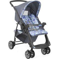 Carrinho de Bebê Rio Reversível Caracol, bom gosto, qualidade e conforto. R$360.67