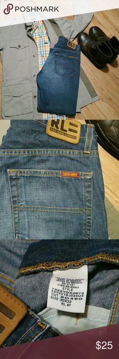 Ralph Lauren Polo 30 x 32 Nice Ralph Lauren Polo jeans size 30 x 32. Polo by Ralph Lauren Jeans Straight