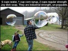 Twitter / lifehacks: How to make unpoppable bubbles ...