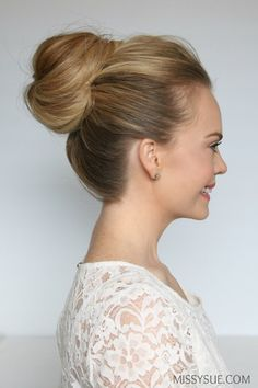 high-bun-with-extensions
