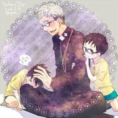 Rin || Shiro || Yukio