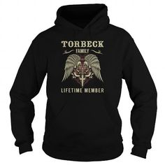TORBECK Family Lifetime Member - Last Name, Surname TShirts