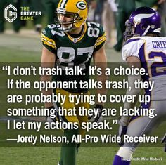 Well said Jordy!