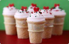 γλυκα για παιδικα παρτυ;10 ιδεες για να χρησιμοποιησετε χωνακια παγωτου για να φτιαξετε καταπληκτικα γλυκα!ιδεες για παρτυ στο σπιτι!