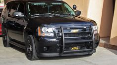 Unmarked police SUVs in NYC crack down on distracted driving. (Photo: Chevy Tahoe SUV from the New Mexico State Police. Rescuenav, Flickr)