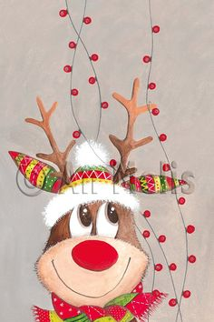 Christmas Scenes, Christmas Wood, Christmas Pictures, Christmas Holidays, Christmas Decorations, Christmas Ornaments, Christmas Drawing, Christmas Paintings, Illustration Inspiration